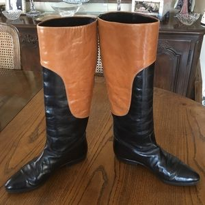 Gucci Riding Boots Size 7 1/2